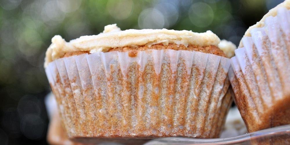 Maple-Pecan-Cupcake