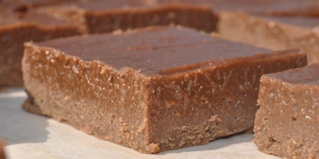Chocolate Peanut Fudge