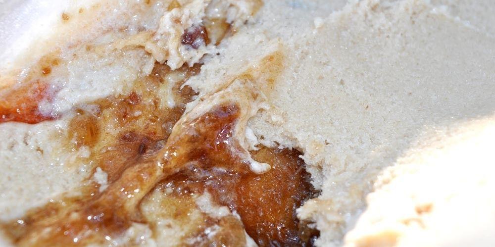 Caramel and Date Ice Cream