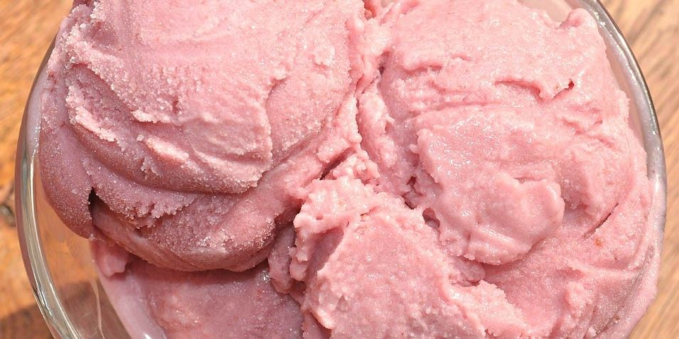 Simply Scrumptious Strawberry Ice Cream