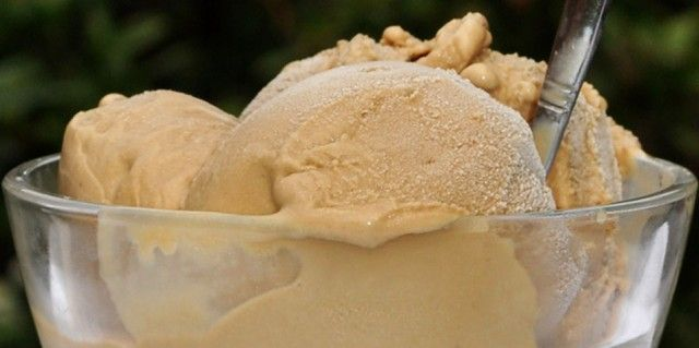 Rich and Creamy Coffee Ice Cream