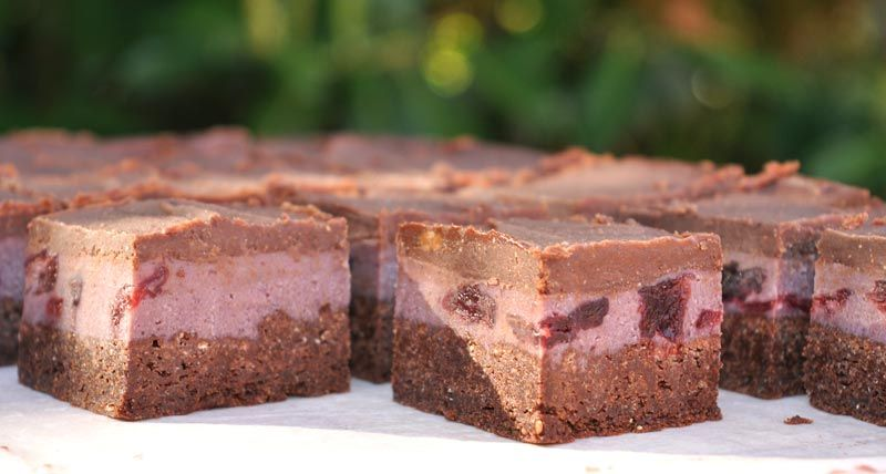 Cherry Garcia Chocolate Brownies 0004