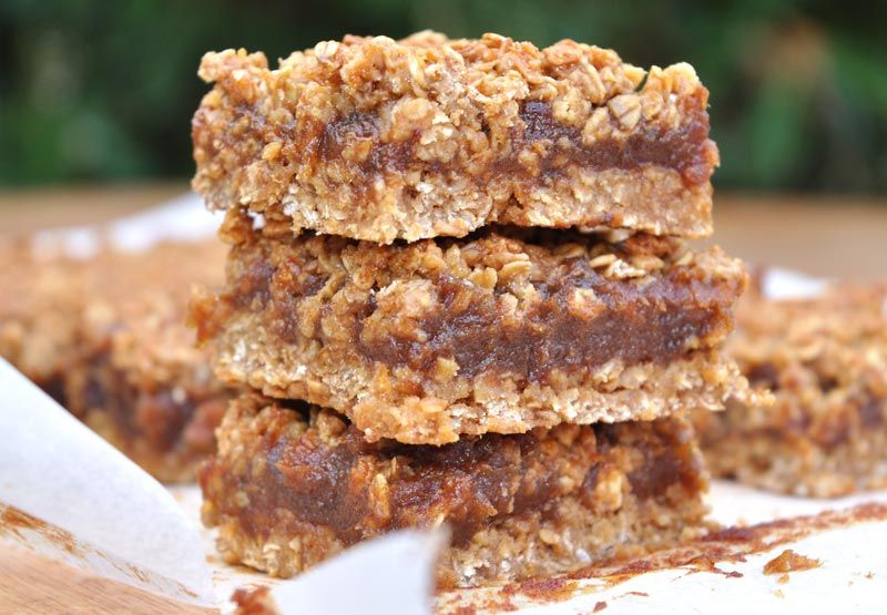 Delectable Date Flapjacks 0004