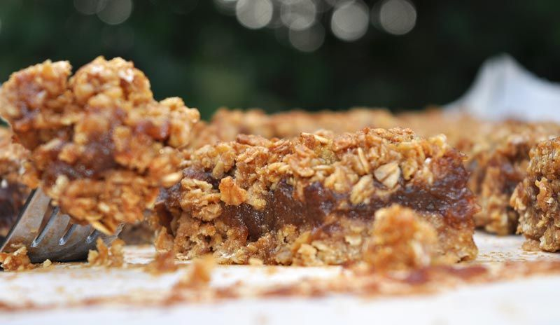 Delectable Date Flapjacks 0008