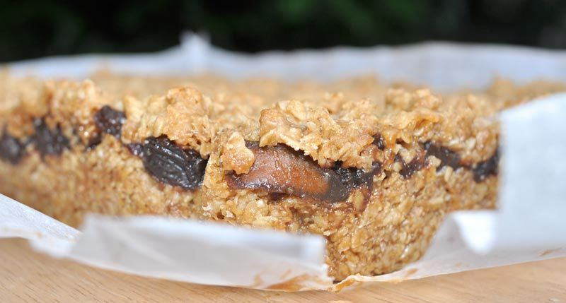 Mincemeat Flapjacks