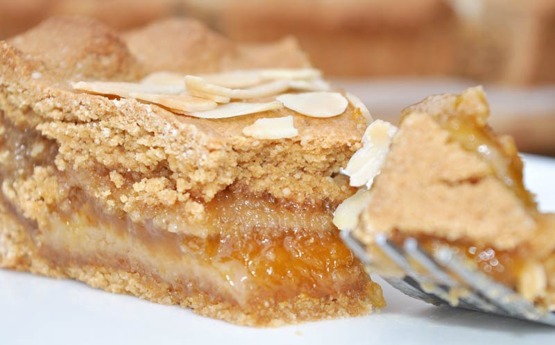 Apricot and Almond Shortcake 0008