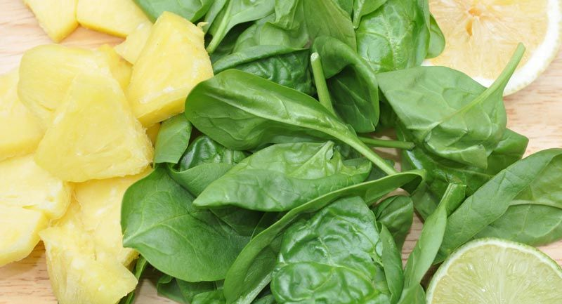 Pineapple_Spinach_Lemon